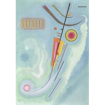 TABLEAUX POUR CHAMBRE - Tableau - Leger, Abstract Art, 1930 - - Kandinsky, Vassily