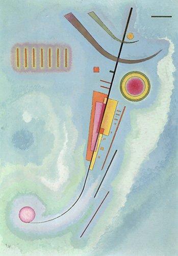 tableaux-abstraits - Tableau - Leger, Abstract Art, 1930 - - Kandinsky, Vassily