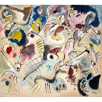 - Tableau - Sketch 160A, 1912 - - Kandinsky, Vassily