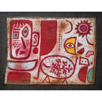 - Tableau - Rausch - - Klee, Paul