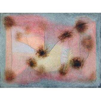 - Tableau - Plantes rustiques - - Klee, Paul