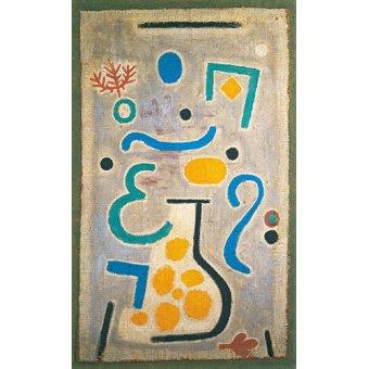 - Tableau - Le vase - - Klee, Paul