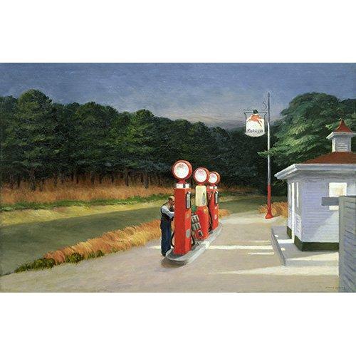 Tableau - Gas station -