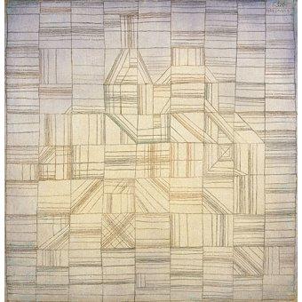 - Tableau - Variations (motif progressif) - - Klee, Paul