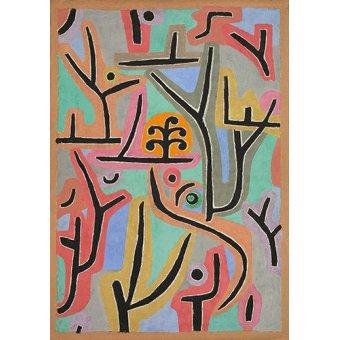 - Tableau - Park bei Lu,1938 - - Klee, Paul