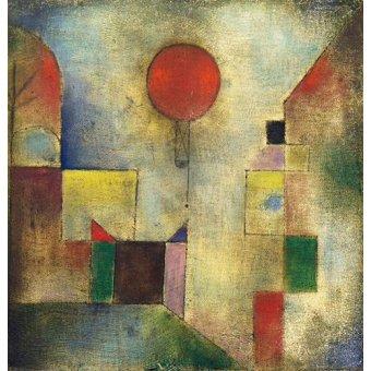 - Tableau - Ballon rouge, 1922 - - Klee, Paul