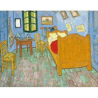 Tableau -La Chambre de Van Gogh à Arles, (1889)-