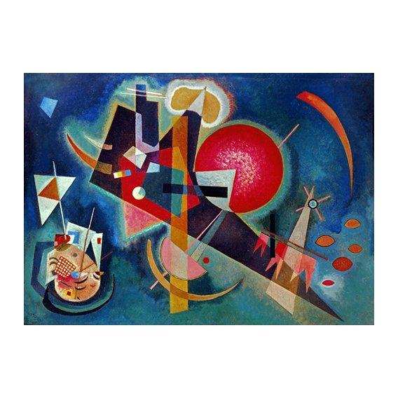 Tableau - In Blue, 1925 -