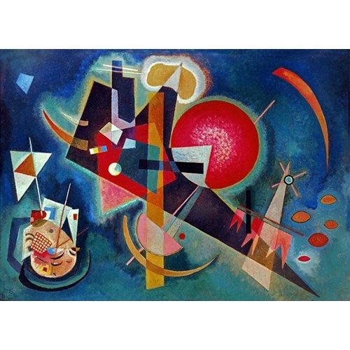 Tableau - En Bleu, 1925 -