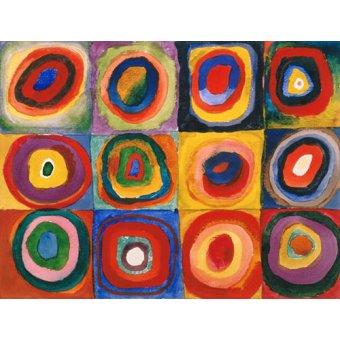 - Tableau - Cercles concentriques, 1913 - - Kandinsky, Vassily