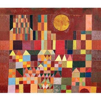 - Tableau - Château et Soleil, 1928 - - Klee, Paul