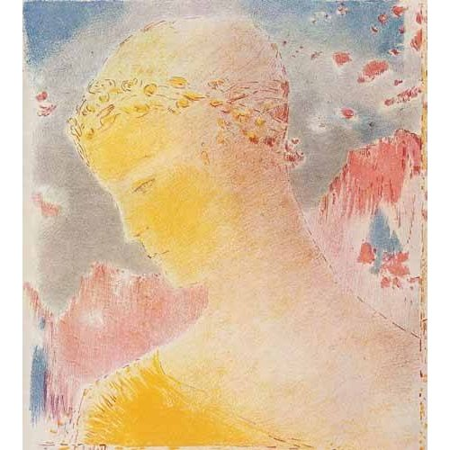 Tableau -Mujer dorada-