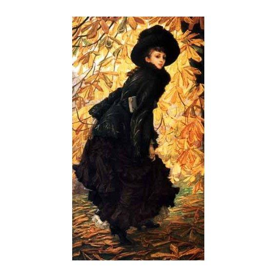 pinturas do retrato - Quadro -Octubre-