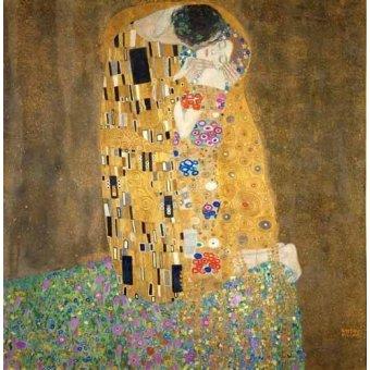 Tableaux de Personnages - Tableau -Le Baiser- - Klimt, Gustav