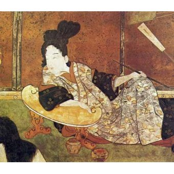 Tableaux orientales - Tableau -jpk00081- - _Anónimo Japones