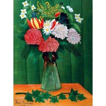 Tableau -Flores en un jarrón-