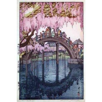Tableaux orientales - Tableau -c613b- - _Anónimo Japones