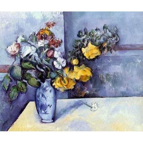 Tableau -Fleurs dans un vase-