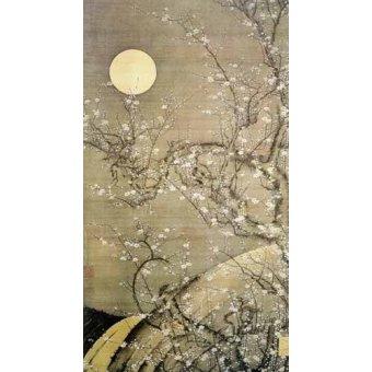 Tableaux orientales - Tableau -jpk00276- - _Anónimo Japones