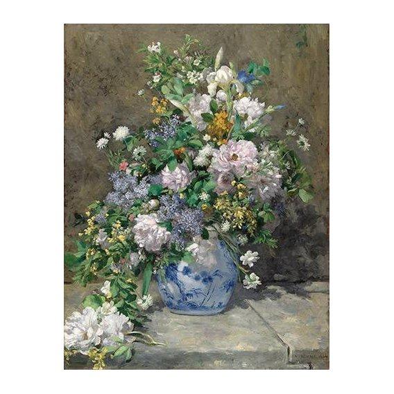 imagens de flores - Quadro -Ramo de Primavera-