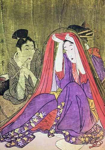 tableaux-orientales - Tableau -jpk00784- - _Anónimo Japones