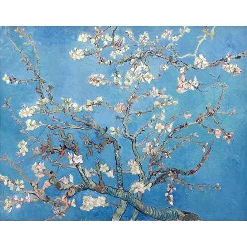 Tableau -Amandier en fleurs-