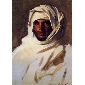 Tableaux orientales - Tableau -A Bedouin Arab- - Sargent, John Singer