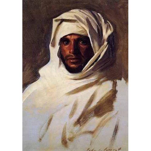 Tableau -A Bedouin Arab-