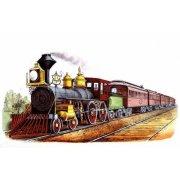 Tableau -Tren expresso directo-