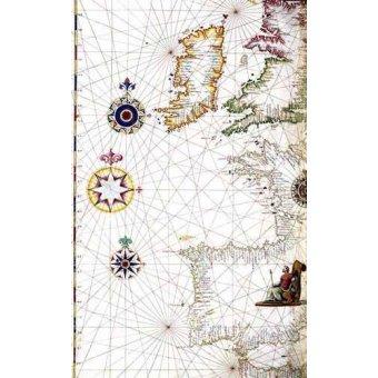 Tableaux cartes du monde, dessins - Tableau -Atlas portugués, 1565 (Diego Homm)- MAPAS - Anciennes cartes