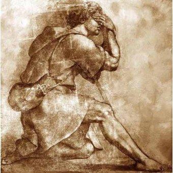 Tableaux cartes du monde, dessins - Tableau -Moses- - Raphaël, Sanzio da Urbino Raffael