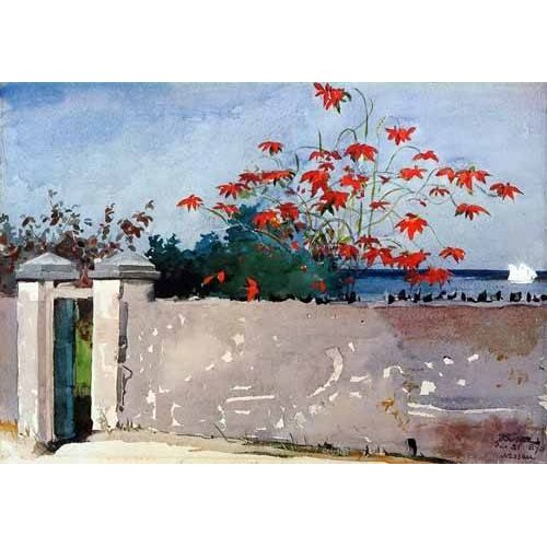 Tableau -Un Muro, Nassau-