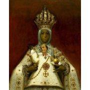 Tableau -La Virgen del Sagrario-