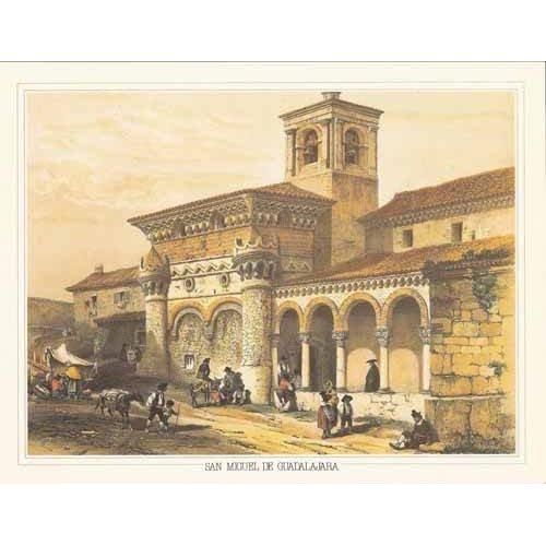 Tableau -San Miguel de Guadalajara-