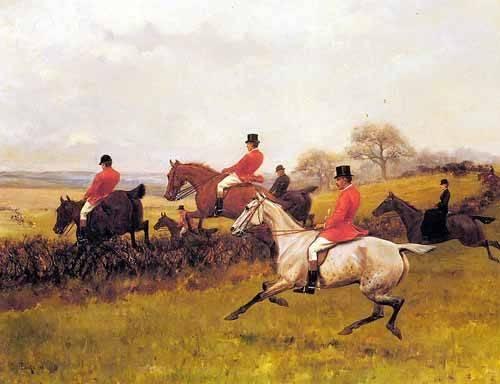 tableaux-de-faune - Tableau -Over The Hedge- - Blinks, Thomas