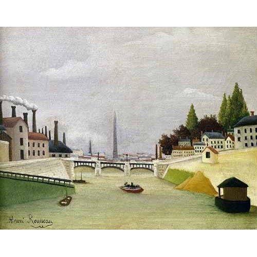 Tableau -Pont de Paris-