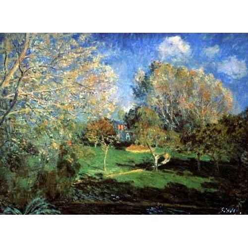 Tableau -Garden-