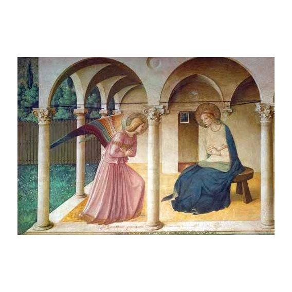 imagens religiosas - Quadro -Anunciación-