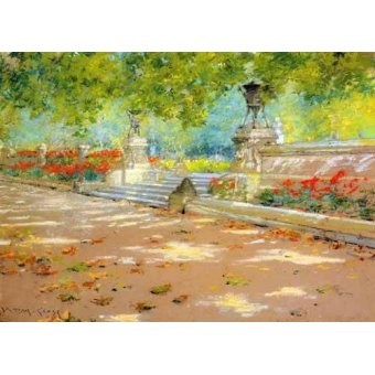 Tableau -Merritt Terrace Prospect Park-