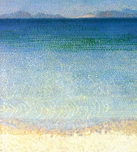 tableaux-de-paysages-marins - Tableau -Les îles d'or- - Cross, Henri Edmond