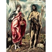 Tableau -Los Santos Juanes (1605-10)-