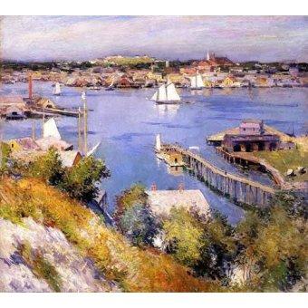 Tableau -Puerto de Gloucester-