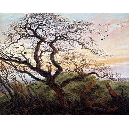 Tableau -El arbol de los cuervos-
