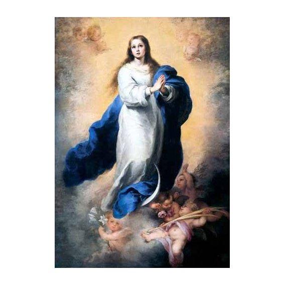 imagens religiosas - Quadro -Inmaculada Concepción del Escorial-