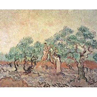 Tableau -L'oliveraie-
