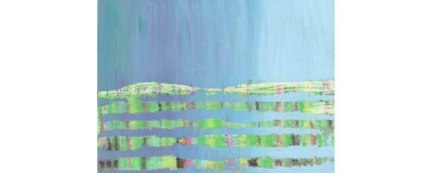 Composition des peintures abstraites: étape par étape - Blog Artisan Gallery